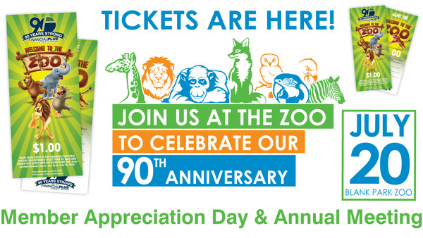 Tickets here member event zoo
