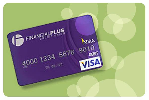 VISA Gift Cards  Financial Plus Credit Union